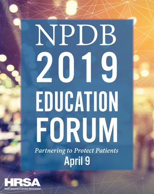 2019 Education Forum Poster