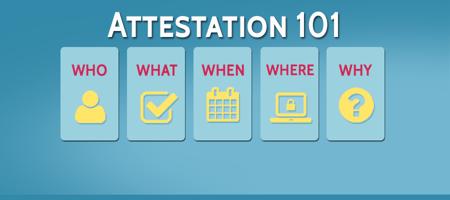 Attestation 101