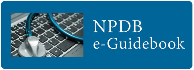 Welcome to the NPDB Guidebook