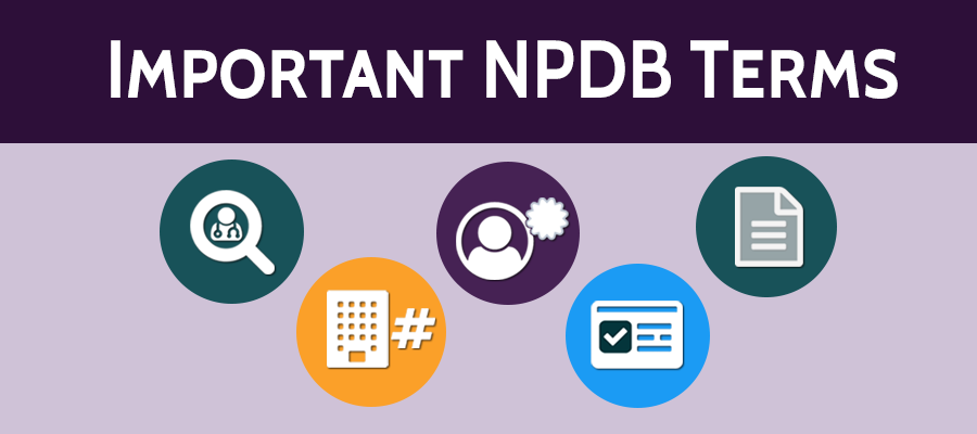 NPDB Terms Graphic